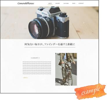 セミオーダー式Webサイト制作