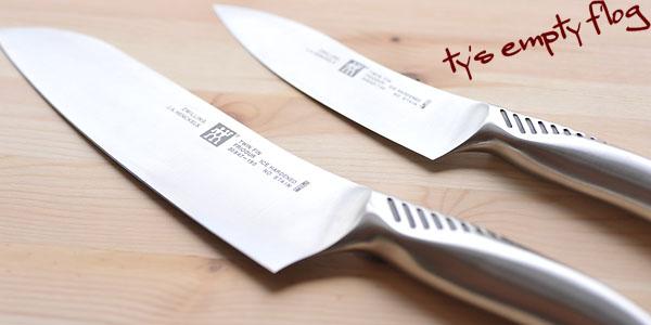 ツヴィリングJ.Aヘンケルス マルチパーパスナイフ&ペティナイフ