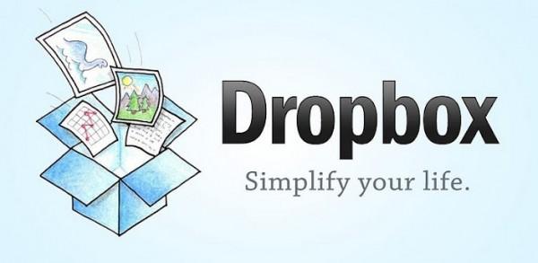 ファイル同期ならDropbox