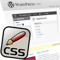 WordPress自作テーマ用CSS
